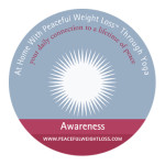 DVD #05: Awareness - At Home with Peaceful Weight Loss