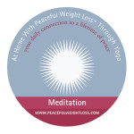 DVD #11: Meditation - At Home with Peaceful Weight Loss