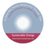 DVD #04: Sustainable Energy - At Home with Peaceful Weight Loss